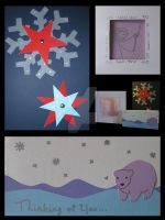 Holidays cards 2013 by Little-Red-Fox