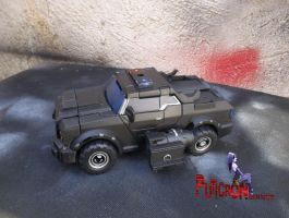 transformers custom r.i.d. ironhide by puticron