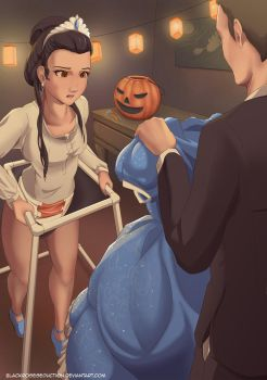 Trick or Treat?:: by BlackRoseSeduction