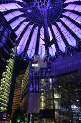 Berlin Sony Centre by sweetlave