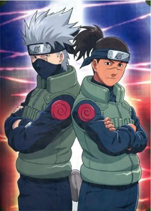 Kakashi x reader x Iruka Part 1 (Entry) by The-Banshee-Queen on