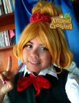 Animal Crossing: Isabelle cosplay by siul-universe