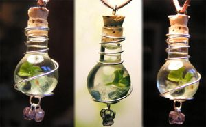 Magic Vial - Ginkgo by Izile