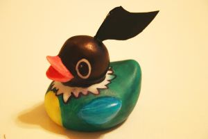Chatot Rubber Duckie