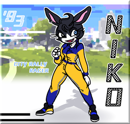 rally promo by nikosika