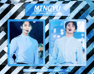 Photopack 2878 // Mingyu (SEVENTEEN). by xAsianPhotopacks