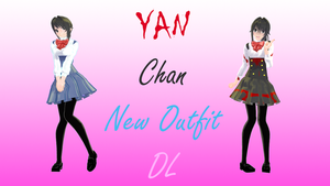 Yandere-Chan New Outfit V2 DL DOWN by Raisuke-Tamakasai