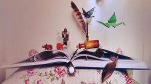 The Storybook by Holunder