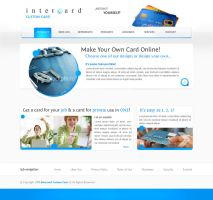 Intercard Custom Card by ivelt