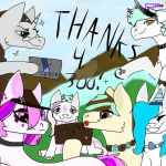 group pic by  Leigh Clark by zombiegoddess666
