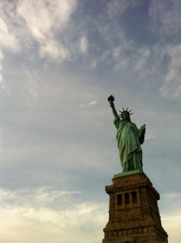 statue of liberty 3 by reeceb