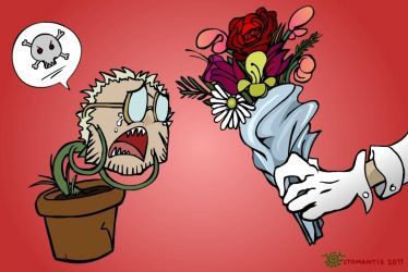Anderplant Valentine Horror by Octomantis