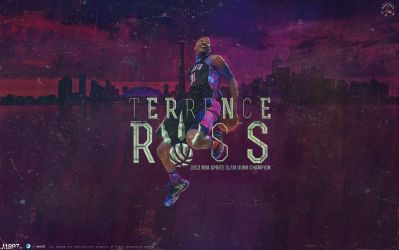 173. Terrence Ross by J1897