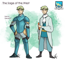 Nuzlocke White: The Sage of the West by ky-nim