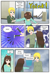Adventures in Comipo Ch. 4 P. 4 by Tinker-Jet