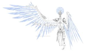 angel concept by s-h-a-n-k-s