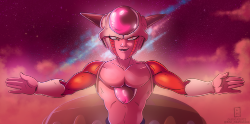 Frieza Dragonball Super Broly by Casualmisfit