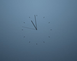 Night Shade Clock for Conky by 1inux