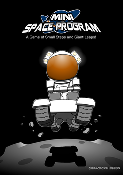 Mini Space Program by jeffmcdowalldesign