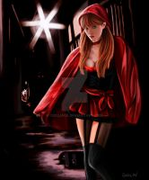 Little Red Riding Hood by CeciliaGf