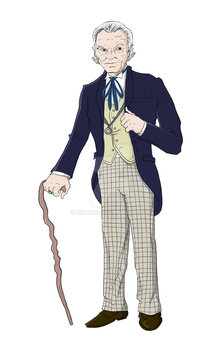 The First Doctor by Ismar33