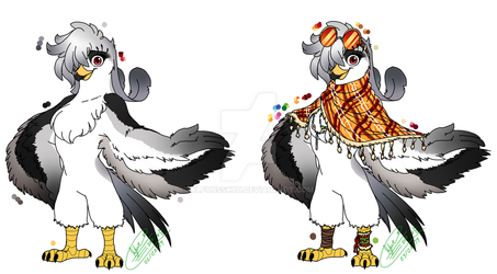 My Angry Bird character: Liv by KlfunsskXD