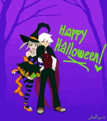 Soul Eater- Halloween by AshyMashy