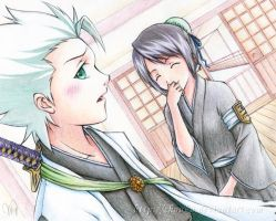 Bleach - HxH by chouka