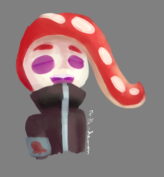 Happy Octo by The-7th-Demon