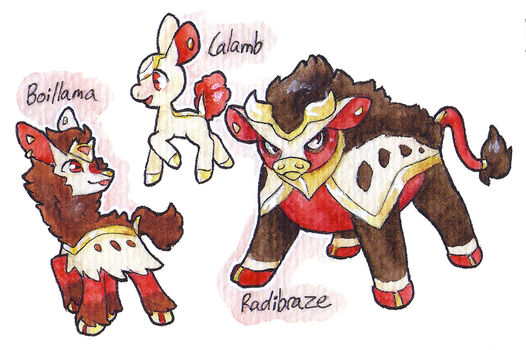 #004-006 Calamb line by Coonae