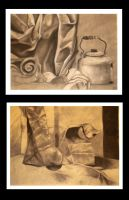 20101121: Charcoal Study by AngelicRoyalty
