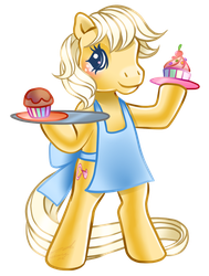 [COMMISSION] Buttercreme by Conphettey