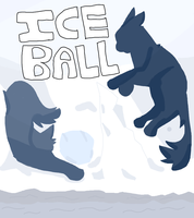 Ice Ball promo poster by sapphicool
