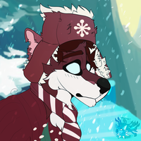 snowy days by ShibaTea