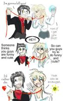 A Cute Comic by AsheRhyder