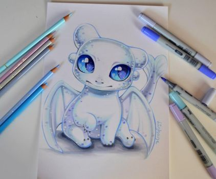 Lightfury by Lighane