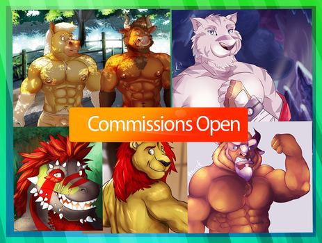 commissions open by HavickArt