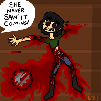 Gore AT  with LaughterLover by Bateye