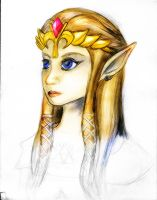 Princess Zelda by Wavebird
