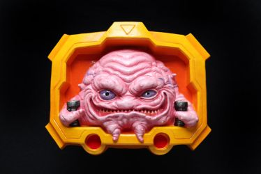Krang from TMNT 2013 by CG-imagery