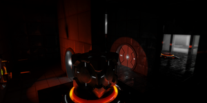 Portal Test Chamber 17 - 2 by Supuhstar
