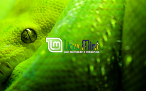 To Linux Mint Brazil [j by malvescardoso