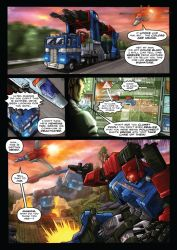 Attack of the DIAclones page 03 by TF-The-Lost-Seasons