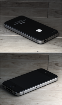 iPhone / Dual by Uzgurugalo