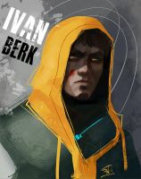 Ivan Berk by DeadlyNinja