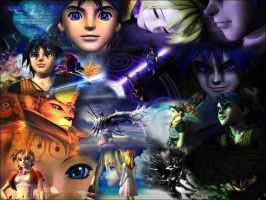 Chrono Cross: Time's Scar by iViViFiED