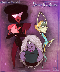 SU - We Are the Crystal Gems by Atlas-White
