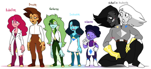 All the Tourmalines by Manniie