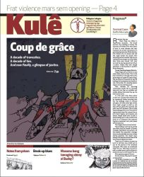 Philippine Collegian Issue 17 by kule1112