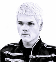 Gerard Way by Silvia97M